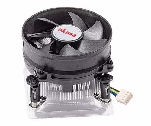 cooler akasa p/ intel 115x