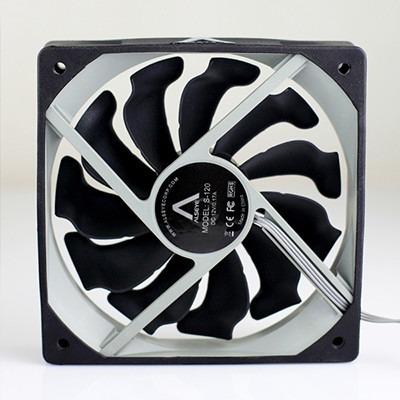 cooler alseye 12cm ventilador pc silencioso 20db max 68.4cfm