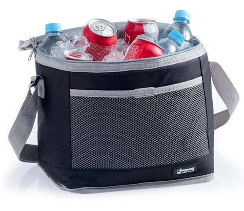 cooler bolsa térmica 20 litros bebidas lanche praia camping