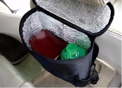 cooler bolsa termica para carro taxi uber porta treco viagem