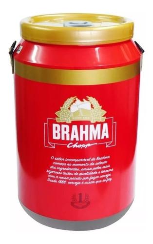 cooler brahma térmico 24 latas doctor cooler original ambev