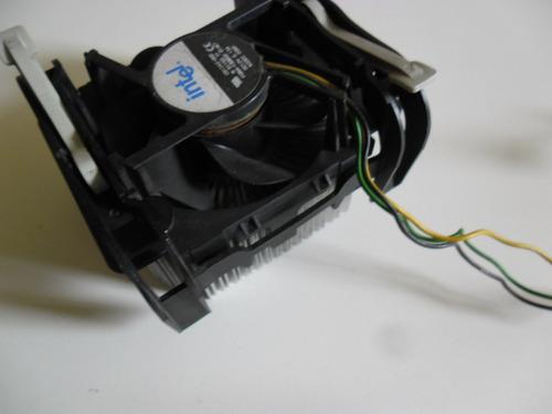 cooler c/ cobre p/ pc socket lga 478 intel pentium 4 celeron