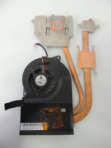 cooler c/ dissipador para notebook asus n53ta (usado)