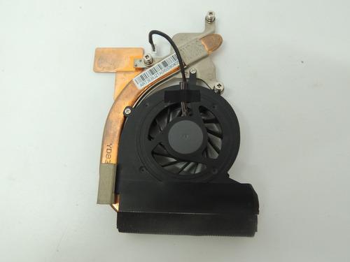 cooler c/ dissipador para notebook toshiba satelite m305