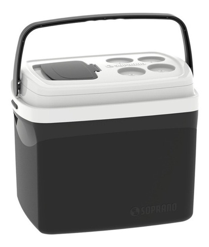 cooler caixa térmica 32 litros bebidas alimentos cerveja