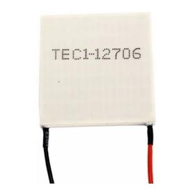Cooler Celda Termoelectrica Peltier Tec1 12706 60w 5.8a 12v