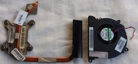 Cooler + Dissipador Compaq Cq40 Gb0506pfv A - Informática [Melhor