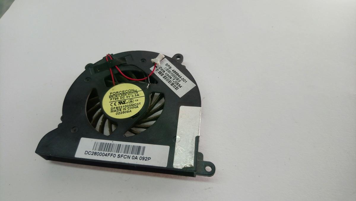 Cooler Compaq Cq40 Usado (5327) - $ 20 000