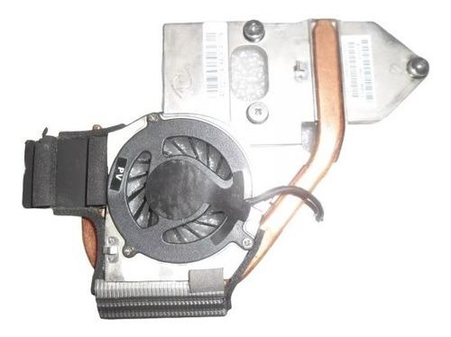 cooler con disipador notebook hp dv3 1073cl