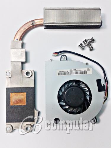 cooler con disipador notebook lenovo g550 g555 c/garantía!