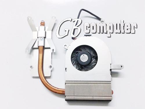cooler con disipador toshiba a205 / a210 / a215 - v000101790