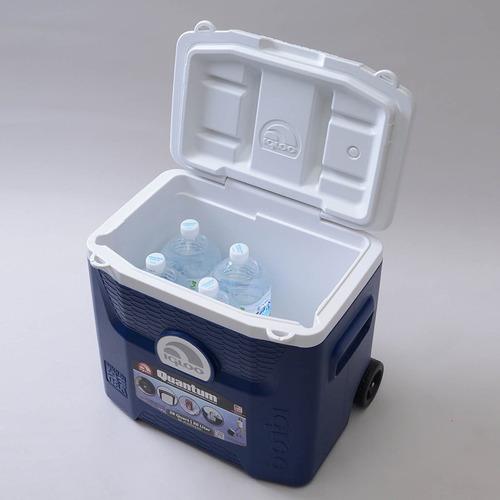 cooler conservadora igloo heladera  26lt carro ruedas ee uu