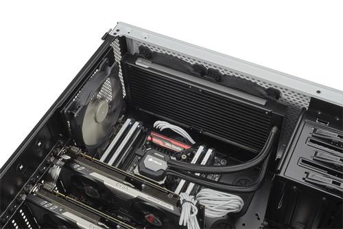 cooler corsair hydro series h110i gt