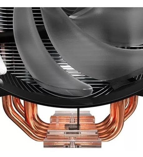 cooler cpu coolermaster masterair ma410m rgb sensor termico