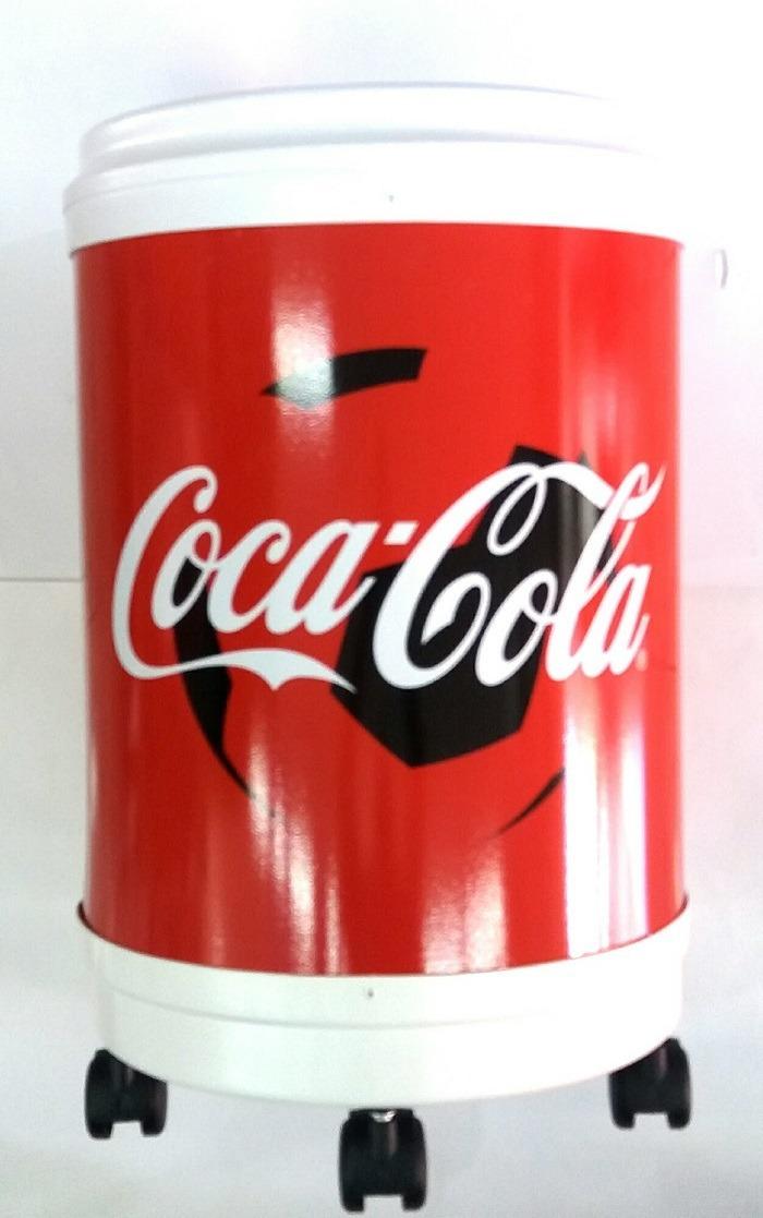 cooler coca cola