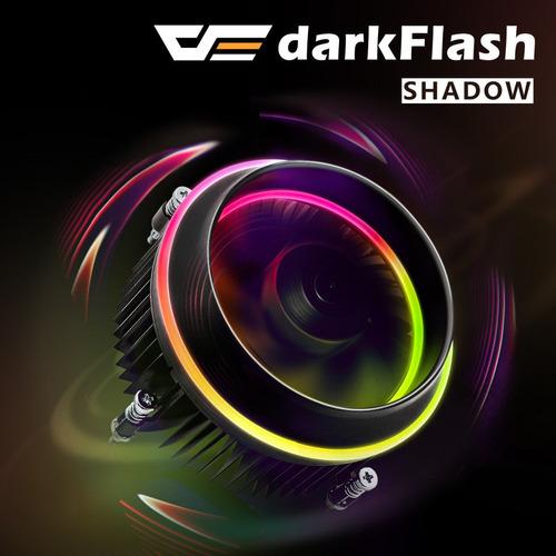 cooler darkflash shadow  rgb intel 115x support