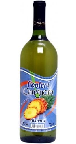 cooler de abacaxi 720ml - canguera