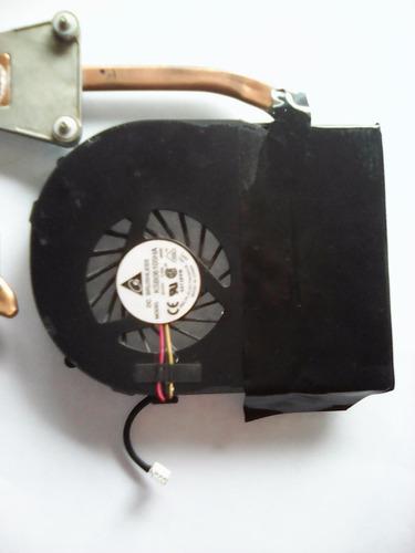cooler+disipador  acer aspire 4551 modelo ms2307