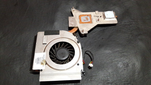 cooler + disipador hp pavilion dv5-1000 - pn 492314-001