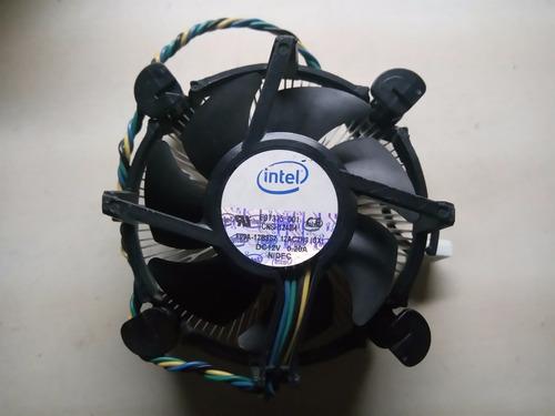 cooler disipador intel socket 775 original