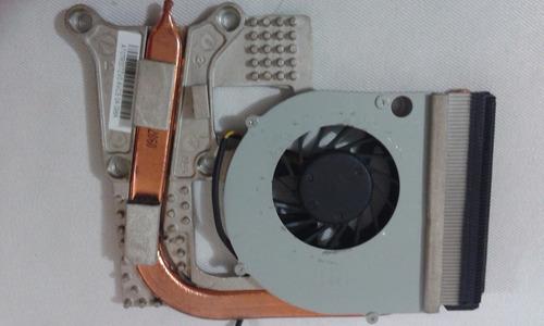 cooler +disipador portatil acer aspire mod. 3810tz; 4535;