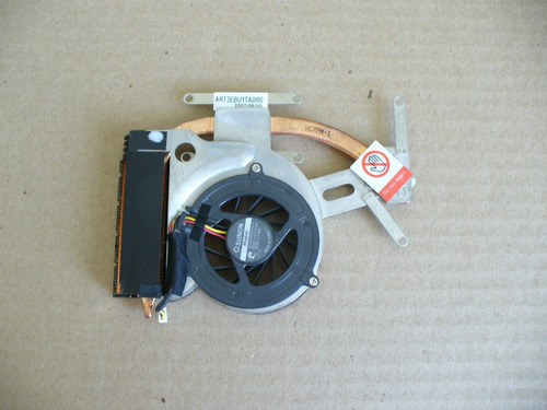 cooler + dissipador notebook toshiba u300-120