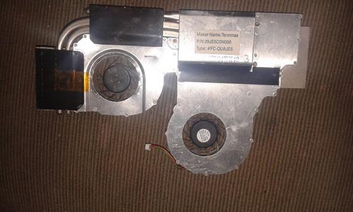 cooler+dissipador sony vaio pcg-k series p/n: 29je5c0n000