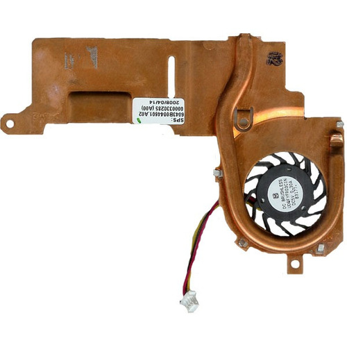 cooler e dissipador hp 2133 mini-note 6043b0044601