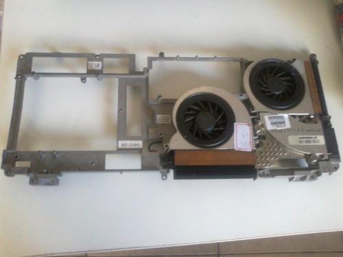 cooler e dissipador toshiba  p35 / a70 / a75 dfc601005m