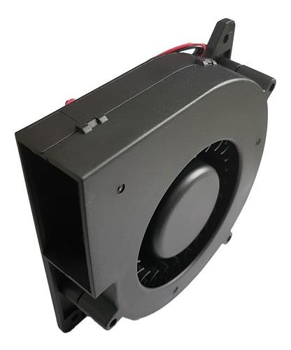 cooler exaustor blower 120x120x32mm 24v 120x120 rolamento duplo