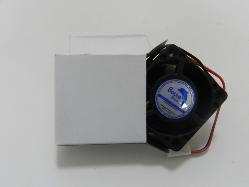 cooler fan 12v 40x40x20mm p/gabinete pc peltier amplificador