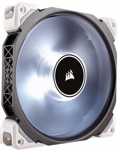 cooler fan case corsair ml140 pro blue  - gama alta
