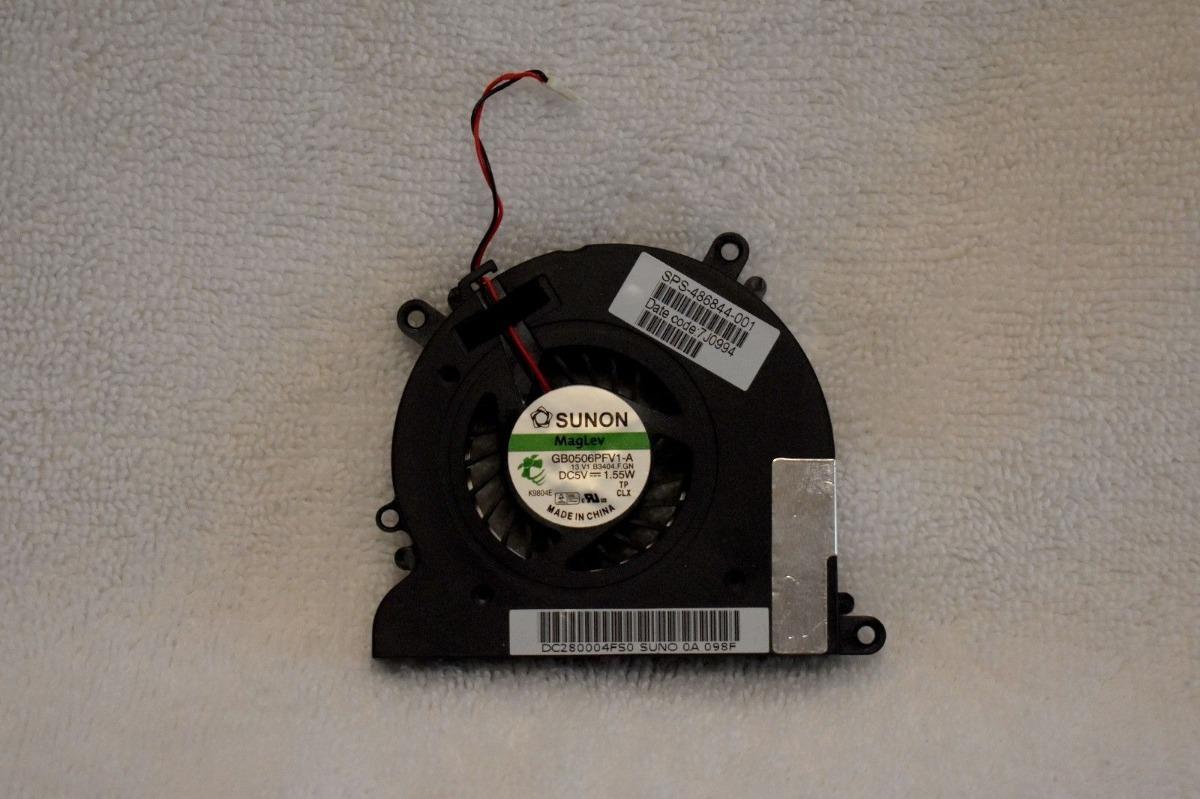 Cooler Fan Para Notebook Hp Pavilion Dv4 Compaq Cq40