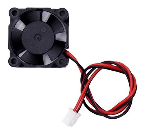 cooler fan turbina 30x30 impresora 3d ventilador 12v