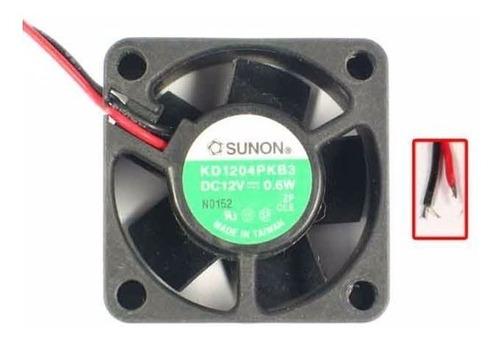 cooler fan turbina sunon con buje 40x40x20 impresora 3d