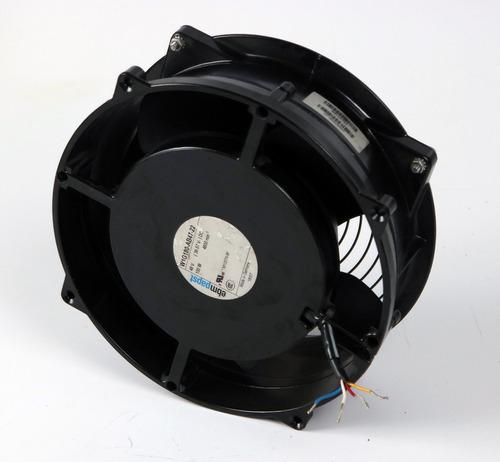 cooler fan ventilador 48v refrigeração rolamento ebmpapst