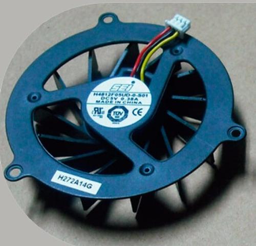 cooler fan ventilador hp v3700 v3500 v3600 dv2000 dv2500