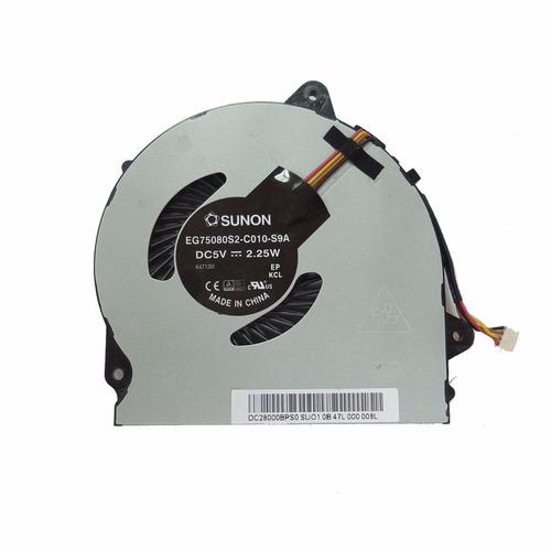 cooler fan ventilador lenovo v1000 g40-30 g40-70 g50 z440