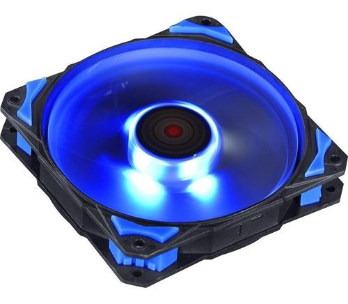 cooler fury f4 - led azul - pc yes
