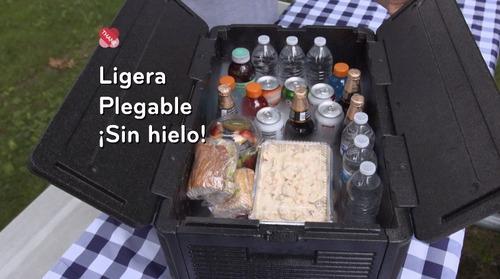 cooler hielera sin hielo portatil nuevo en caja envio prov