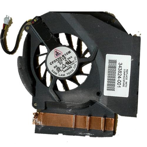 cooler hp compaq nx9005 cf0550-b10m-c016 343824-001