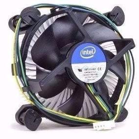 cooler intel processador pc 1156/1155/1150/1151 original