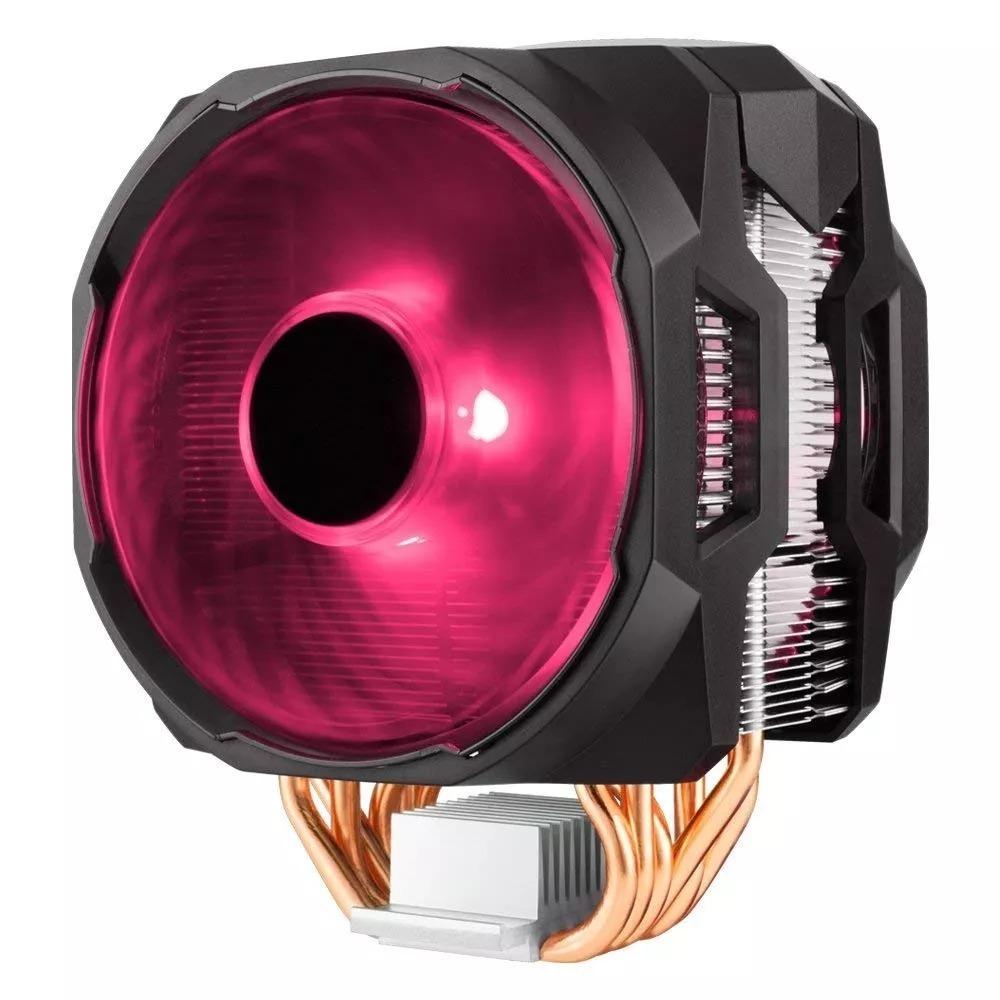 CPU COOLER MASTER MASTERAIR MA610P RGB 120MM AMD INTEL AIR COOLING (MAP-T6PN-218PC-R1)