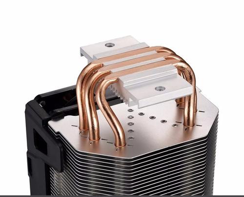 cooler master hyper 103 para procesadores intel / amd nuevo