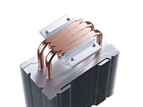 cooler master hyper t2 - enfriador de cpu compacto con heatp