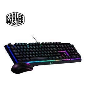 Cooler Master Kit Gaming Masterset 111 Rgb Teclado + Mouse