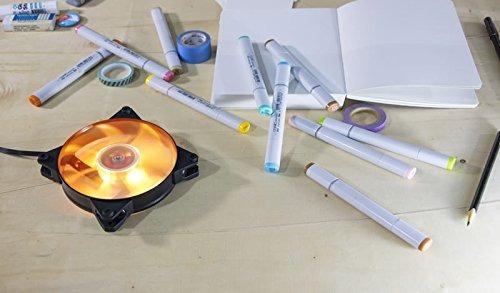 cooler master masterfan pro 120 af rgb kit case accessory