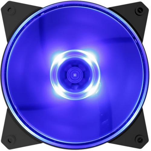 cooler masterfan cooler master - mf120l led azul