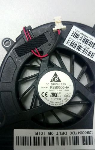 cooler model dc brushless ksb0505ha not hp dv5t-1000 dv6