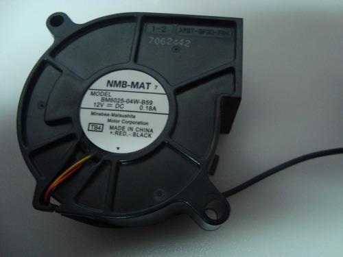 cooler nmb-mat projetor sony vpl-es3, usado e testado